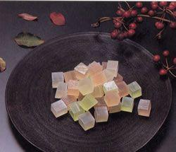 干菓子 氷菓糖(琥珀糖)